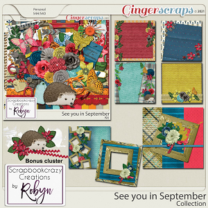 See you in September Collection by Scrapbookcrazy Creations