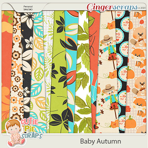Baby Autumn-Papers