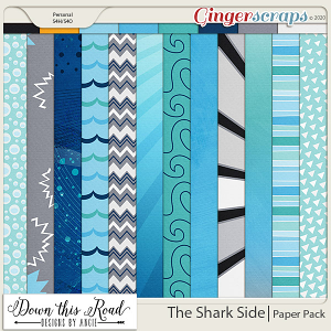 The Shark Side   Paper Pack