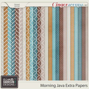 Morning Java Extra Papers by Aimee Harrison