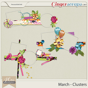 March Clusters