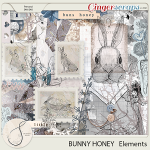 Bunny Honey Elements