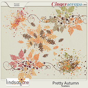 Pretty Autumn Scatterz by Lindsay Jane