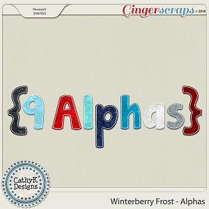 Winterberry Frost - Alphas