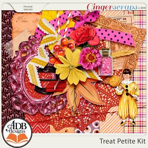 Trick and Treat Treat Petite Kit by ADB Designs