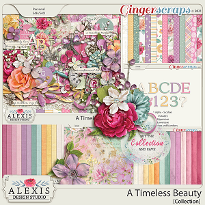 A Timeless Beauty - Collection