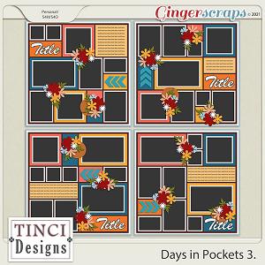 Days In Pockets 3.