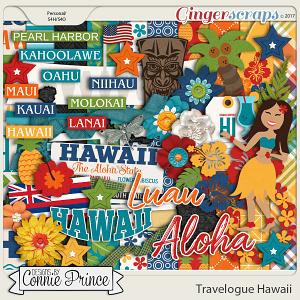 Travelogue Hawaii - Kit