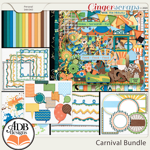 Carnival Bundle by ADB Designs