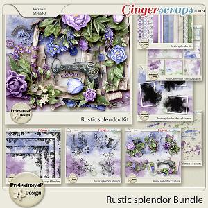 Rustic splendor Bundle