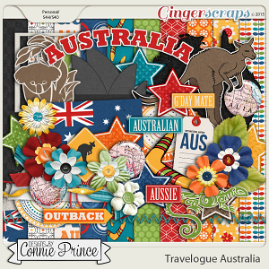 Travelogue Australia - Kit