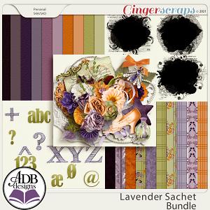 Lavender Sachet Bundle