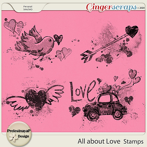 All about Love Stamps