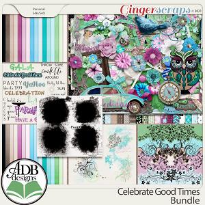Celebrate Good Times Bundle by ADB Designs