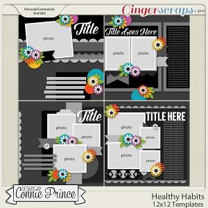 Healthy Habits - 12x12 Temps (CU Ok)