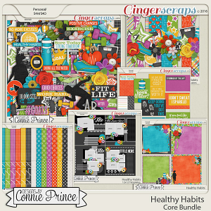 Healthy Habits - Core Bundle