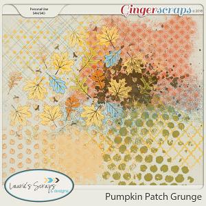 Pumpkin Patch Grunge