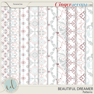 Beautiful Dreamer Patterns by Ilonka's Designs