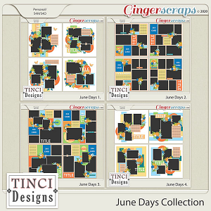 June Days Collection