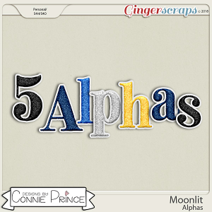 Moonlit - Alpha Pack AddOn by Connie Prince