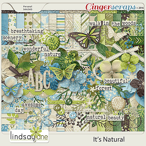 Its Natural by Lindsay Jane