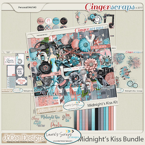 Midnight's Kiss Bundle