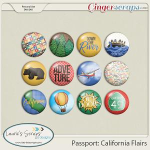 Passport: California Flairs