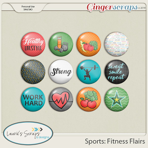 Sports: Fitness Flairs