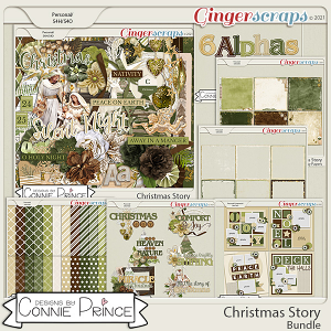 Christmas Story - Bundle by Connie Prince