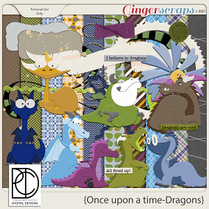 Once Upon A Time: Dragons