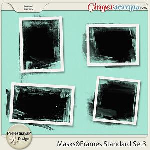Masks&Frames Standard Set3