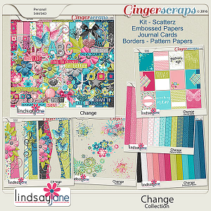 Change Collection by Lindsay Jane