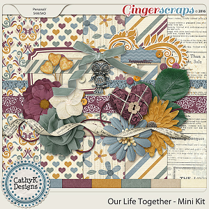 Our Life Together - Mini Kit