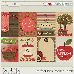 Perfect Pick Pocket Cards