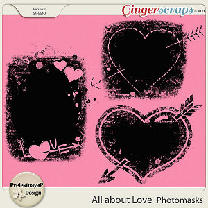 All about Love Photomasks