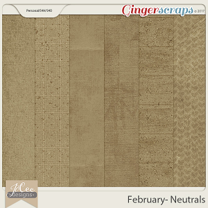 February Neutral Papers