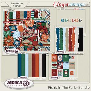 Picnic In The Park - Bundle by Aprilisa Designs