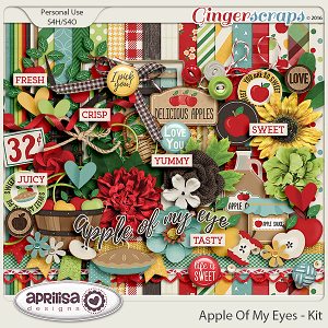 Apple Of My Eye - Kit