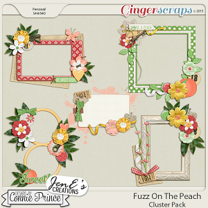 Fuzz On The Peach - Cluster Pack