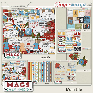 Mom Life BUNDLE by MagsGraphics