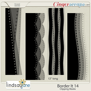 Border It 14 by Lindsay Jane