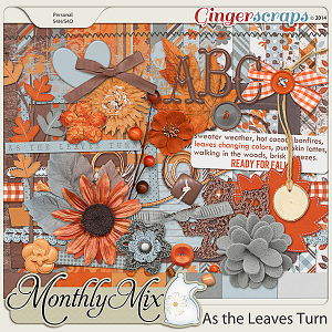 Monthly Mix: As The Leaves Turn