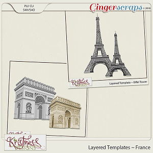 CU Layered Templates ~ France