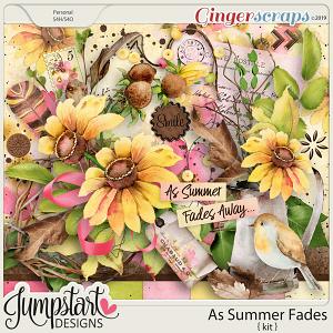 As Summer Fades {Kit} by Jumpstart Designs
