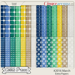 #2016 March - Extra Papers