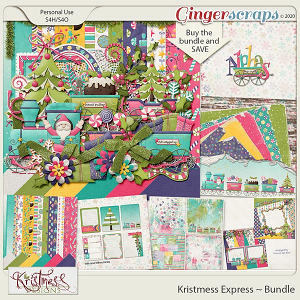 Kristmess Express Bundle