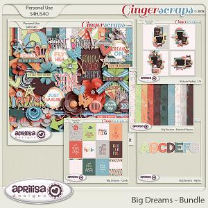 Big Dreams - Bundle by Aprilisa Designs