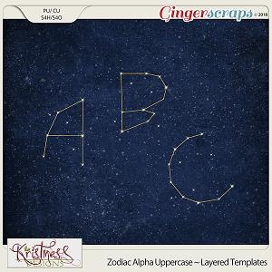 CU Zodiac Constellations Alpha Layered Temps (Upper)
