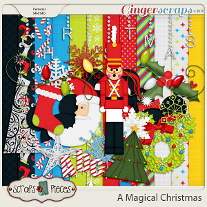 A Magical Christmas Mini Kit