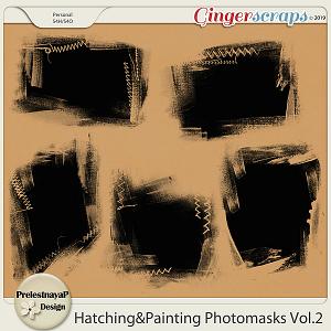 Hatching&Painting Photomasks Set2